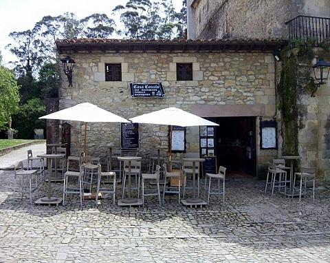 Restaurant Casa Cossío
