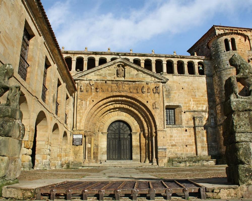 Colegiata Santa Juliana - Santillana del Mar_40