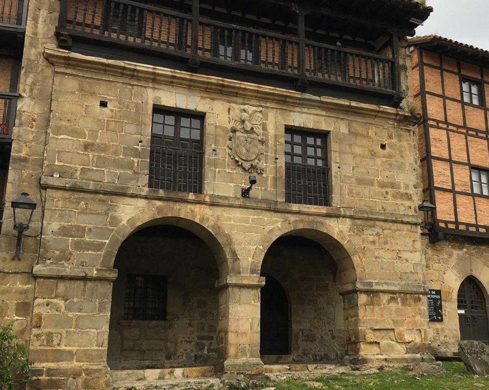 5. Casa del Águila