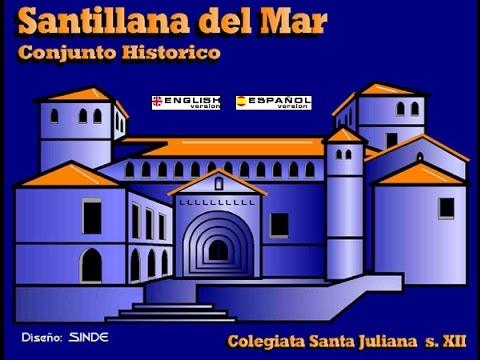 A walk through Santillana del Mar